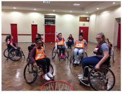 Guides and Wheelchairs